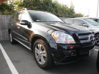 2008 Mercedes-Benz GL-Class GL450 Odometer is 3001
