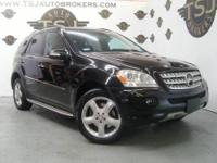 2008 MERCEDES BENZ ML350 4MATIC WITH PREMIUM II