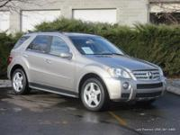 2008 ML550 4Matic 5-passenger sport utility in Pewter