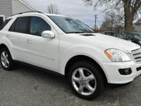 2008 Mercedes Benz ML350 AWD 4MATIC! Financing!