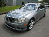 2008 Mercedes-Benz S-Class.AMG SPORT PKG.LEATHER