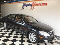 Options:  2008 Mercedes S-Class  Here Is A Great