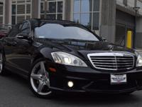 Rest assured, once you take this Mercedes Benz S-Class