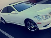 Hello, I am selling my fully loaded Mercedes Benz S550.