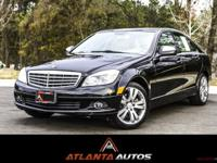 This Mercedes-Benz C300 has a strong Gas V6 3.0L/183