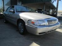 Grand Marquis GS. Just what a fantastic bargain! My!