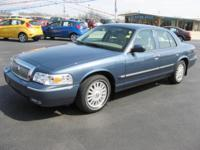 Options Included: N/A2008 Mercury Grand Marquis/ LS