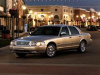 Recent Arrival! This 2008 Mercury Grand Marquis LS in