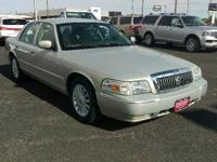 In Good Shape. Leather Interior, CD Player, Flex Fuel,