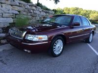 We have a very low mile 2008 Mercury Grand Marquis LS