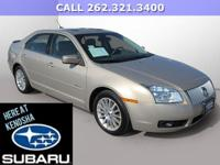 ONLY 68K MILES! 2008 MILAN PREMIER, POWER SUNROOF,