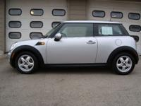 Options Included: CARFAX GUARANTEED!! 2008 MINI COOPER