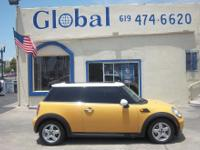 MINI Cooper Base 2dr Hatchback Automatic 6-Speed yellow