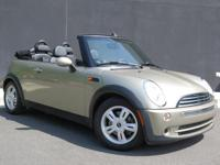 **2008 MINI COOPER**2DR CONVERTIBLE**VERY VERY LOW