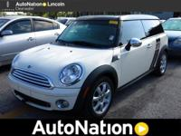 2008 MINI Cooper Clubman Our Location is: AutoNation