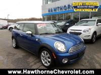 2008 MINI Cooper Clubman coupe presented in Lighting