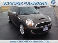 The MINI Cooper Clubman S is economically and