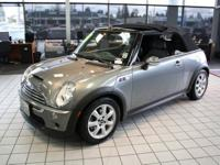 2008 MINI Cooper Convertible Make: MINI Model: Cooper