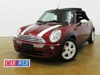 2005 Mini cooper convertible in automatic loaded with