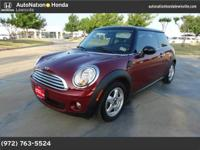 This 2008 MINI Cooper Hardtop is offered to you for