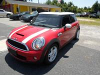 Year: 2008 Make: MINI Model: Cooper Trim: S Mileage: