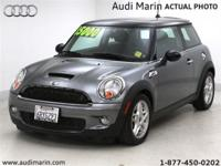 . This 2008 MINI Cooper Hardtop 2dr 2dr Cpe S Coupe