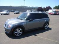 2008 MINI Cooper S Clubman 3dr Station Wagon Our