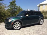 2008 Mini Cooper S Clubman. This R55 Clubman is totally