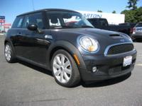 Introducing this 2008 MINI Cooper S with 45,420 miles.