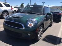 Come see this 2008 MINI Cooper Hardtop S. Its Automatic
