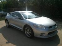 I am offering my 2008 Mitsubishi Eclipse SE. This was