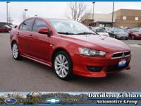 2008 Mitsubishi Lancer 4dr Car GTS Our Location is: