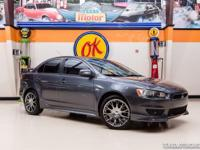 2008 Mitsubishi Lancer GTS  FUN to drive, sporty and