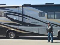 RV Type: Class A Year: 2008 Make: Monaco Model: Cayman
