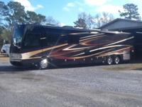 Very luxurious RV.  pet and smoke free. Please call for