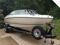 Have a look at this 2008 Monterey 194. This boat is a
