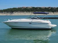 Vehicle Type: Power Boats Manufacturer: Monterey Boats