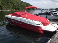 2008 Monterey 254 FS Boat is located in