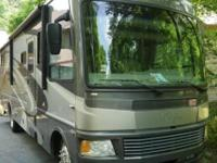 This is a Class A 2008 National Dolphin 6320LX, it has