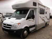 2008 Itasca Navion  Model 24h Sprinter Chassis (Diesel)