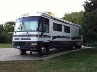 This is a Beautiful Motorhome, our pictures do not do