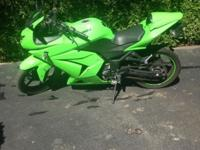 Second NEW LOWERED PRICE! I have a green 2008 Kawasaki