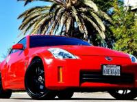 Land a deal on this 2008 Nissan 350Z CUSTOM before