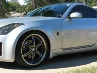 2008 Nissan 350Z Coupe Silver - 52,645 miles ADULT