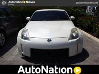 2008 Nissan 350Z Our Location is: AutoNation Nissan