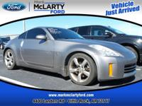 Clean CARFAX. 2008 Nissan 350Z RWD Mark McLarty Ford