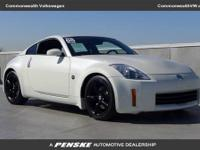 350Z Enthusiast, White, and PREMIER SPORTS CAR!!. You
