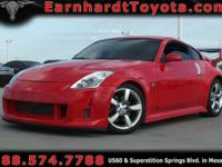 We are excited to offer you this 2008 Nissan 350Z