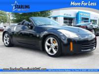 2D Convertible, 3.5L V6 DOHC 24V, ABS brakes, Heated