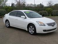 Value priced below the market average! This 2008 Nissan